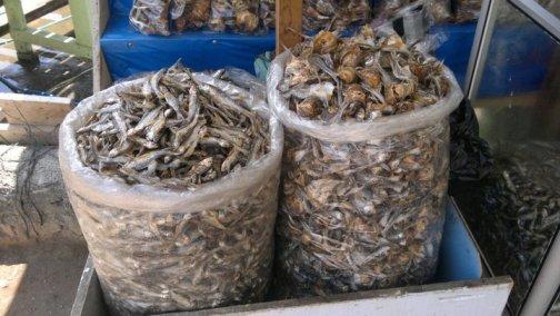 Ikan Bilih Danau Singkarak