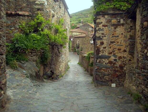 Pueblo de Patones, Patones de arriba