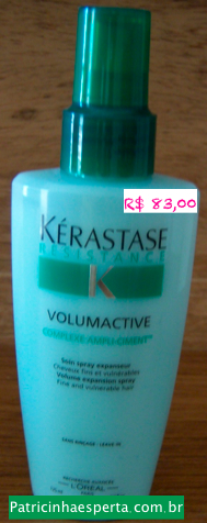 kerastase - Leave-in Volumactive Kérastase