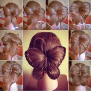 easy hairstyles tutorial - android
