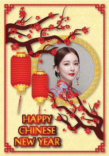CNY Photo Frames & Greetings APK