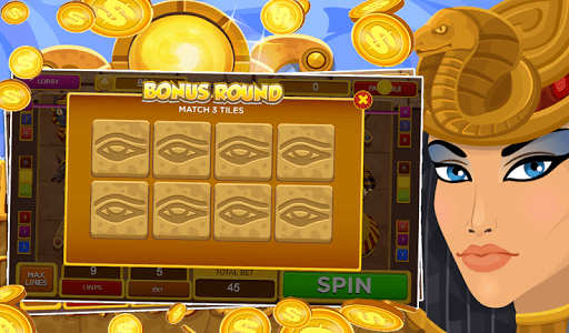Egyptian Treasure Casino Slots APK
