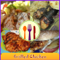 Grilled Chicken Recipes Book pour PC et Mac icône