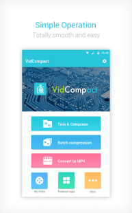 Video Compressor,Video Trimmer APK