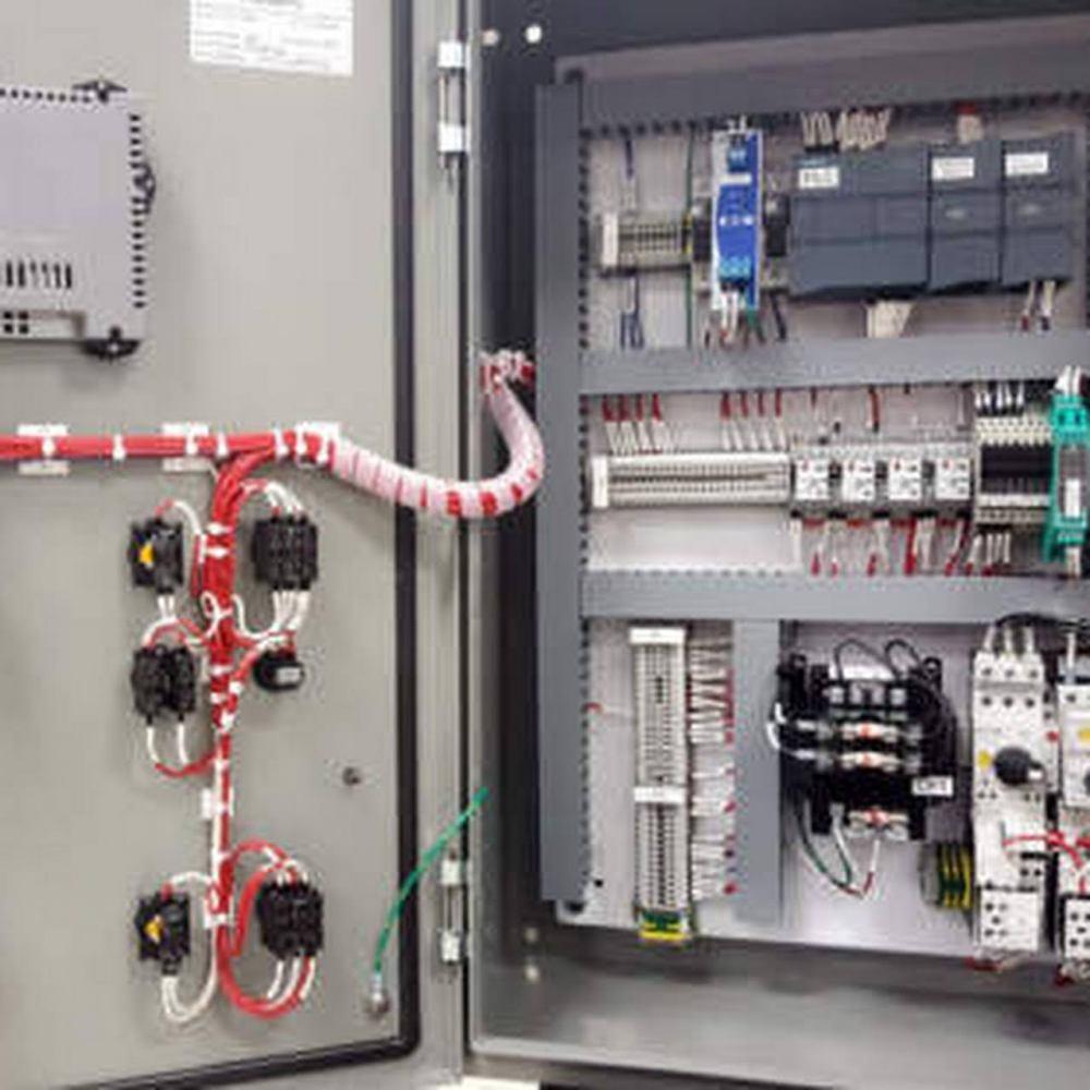 medium resolution of industrial electrical wiring panel training