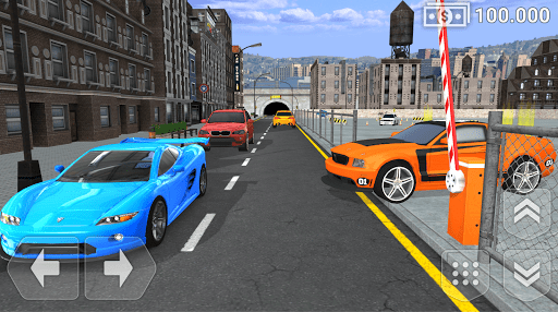 PARKING MUSCLE CAR APK