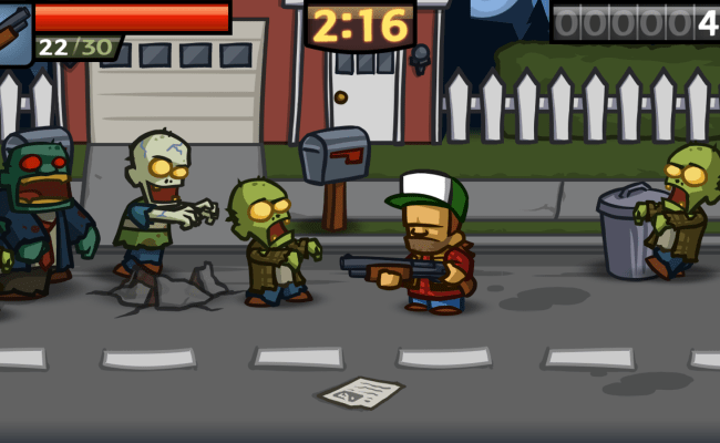 Zombieville Usa 2 Android Apps On Google Play