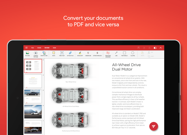OfficeSuite Free Office PDF Editor Converter