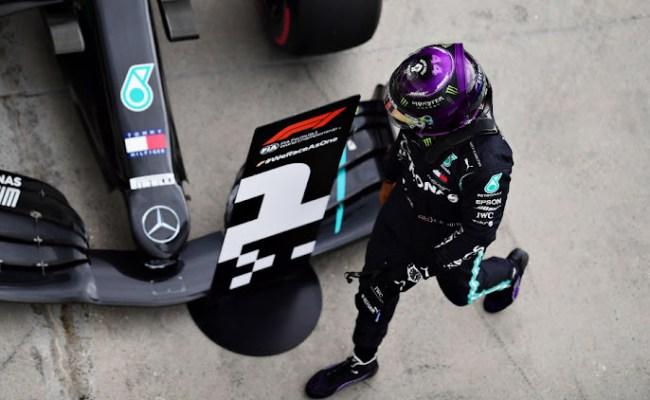 Lewis Hamilton Takes Pole Position For Hungarian Grand Prix