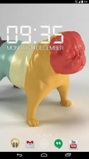 Pug Particles Live Wallpaper APK