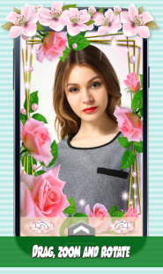Beautiful Flowers Photo Frames APK
