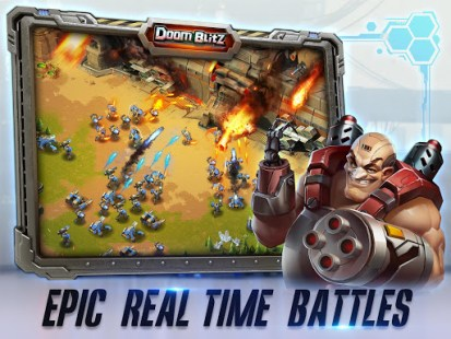 Doom Blitz: War Strategy PC