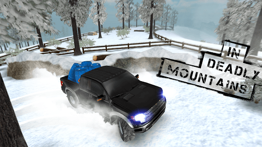 4x4 Off-Road Winter Game APK