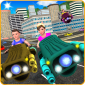 Kids Hover Craft Speed Racing icon