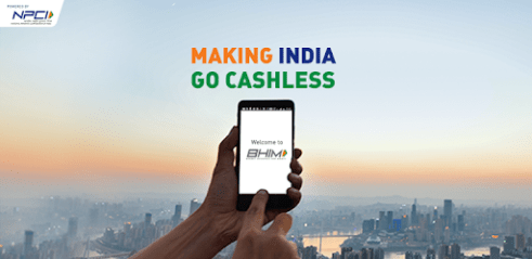 BHIM - MAKING INDIA CASHLESS Pour PC Capture d'écran