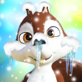 /talking-squirrel-frozen-forest