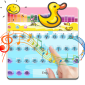 Drops Music Duck Keyboard icon