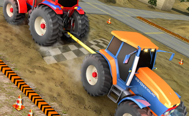Pull Match Tractor Games Game Apk Free Download For
