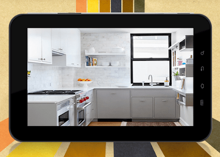 ideas for kitchen flooring options vinyl 小厨房的想法 google play 上的andr oid 应用 屏幕截图缩略图