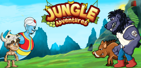 Jungle Adventures - free Pour PC Capture d'écran