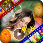 Easter Video Maker with Music icon