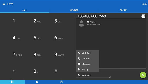 VoipSmash cheaper calls APK
