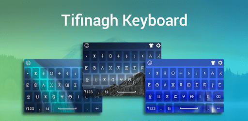 TIFINAGH ANDROID CLAVIER TÉLÉCHARGER
