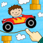 Baby Driving Car icon