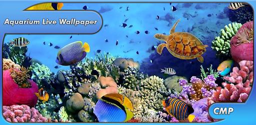 papel de parede animado para windows 7 aquario
