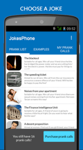 JokesPhone - Prank Calls APK
