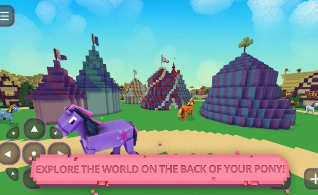 Pony Girls Craft Exploration Android Apps On Google Play