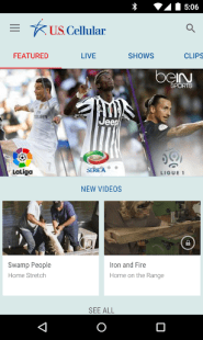 U.S. Cellular Mobile TV APK