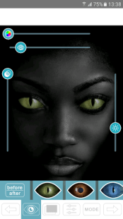 New Eyes APK