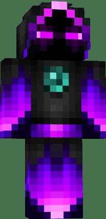 Ender Wizard Nova Skin