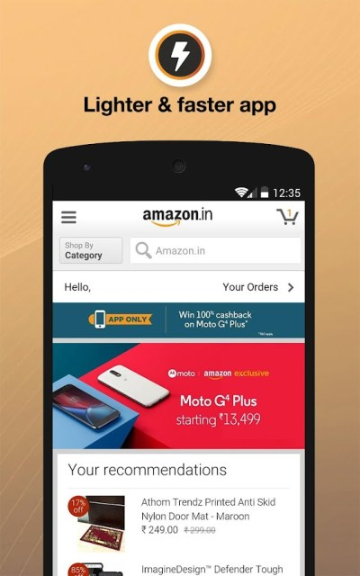 Amazon India Online Shopping - Android Apps on Google Play