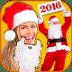 Selfie with Santa windows phone
