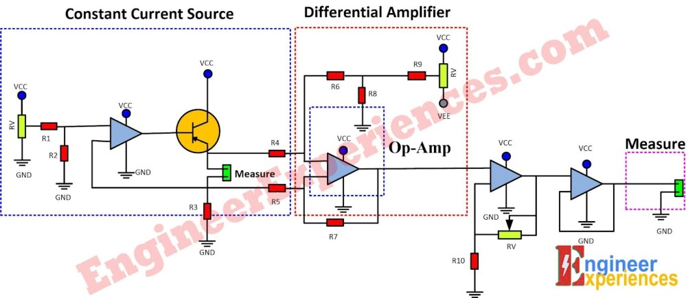 medium resolution of a complete schematic diagram of low resistance measurement meter