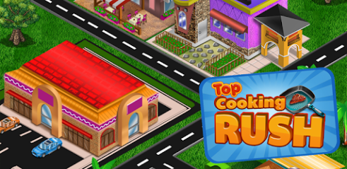 Cooking Rush Restaurant Game