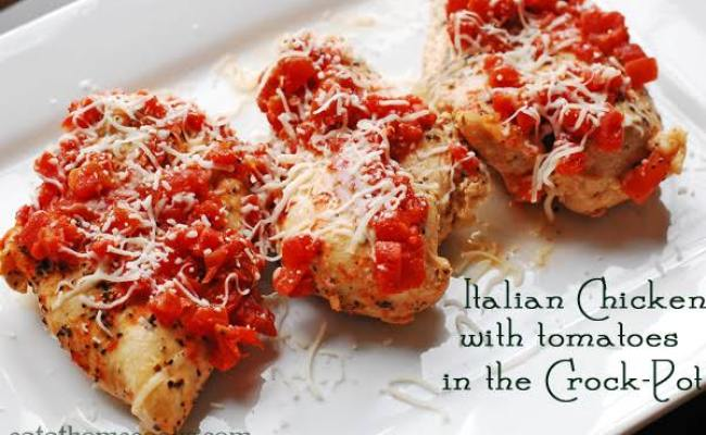 10 Best Diced Tomatoes And Chicken In Crockpot Recipes