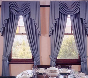 swag curtains for kitchen bar height table sets 窗帘想法 google play 上的应用 屏幕截图图片
