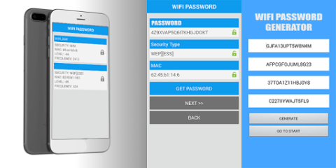Free Wifi Password ( 2017 ) APK