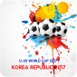 U20 World Cup Korea Rep. 2017 icon