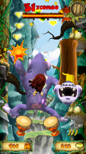 Jump Boy : Jungle Adventure APK