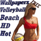 Beach Volleyball Wallpapers APK icône