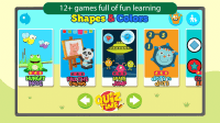 Kids Shapes & Colors Learning Games for Toddlers - Android ...