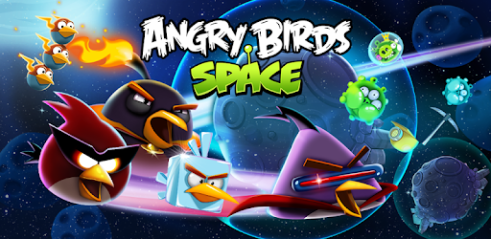 Angry Birds Space Pour PC Capture d'écran