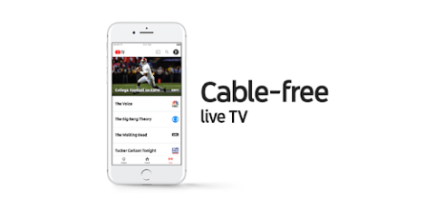 YouTube TV - Watch & Record TV