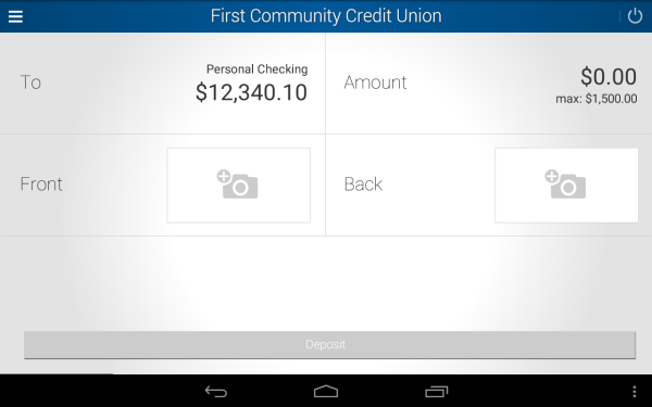 Community West Credit Union Online Banking