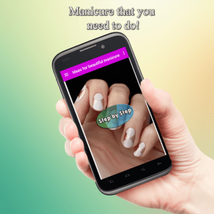 Ideas beautiful manicure APK