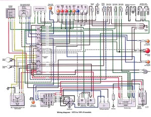 wiring diagram for R906 anyone? | Adventure Rider